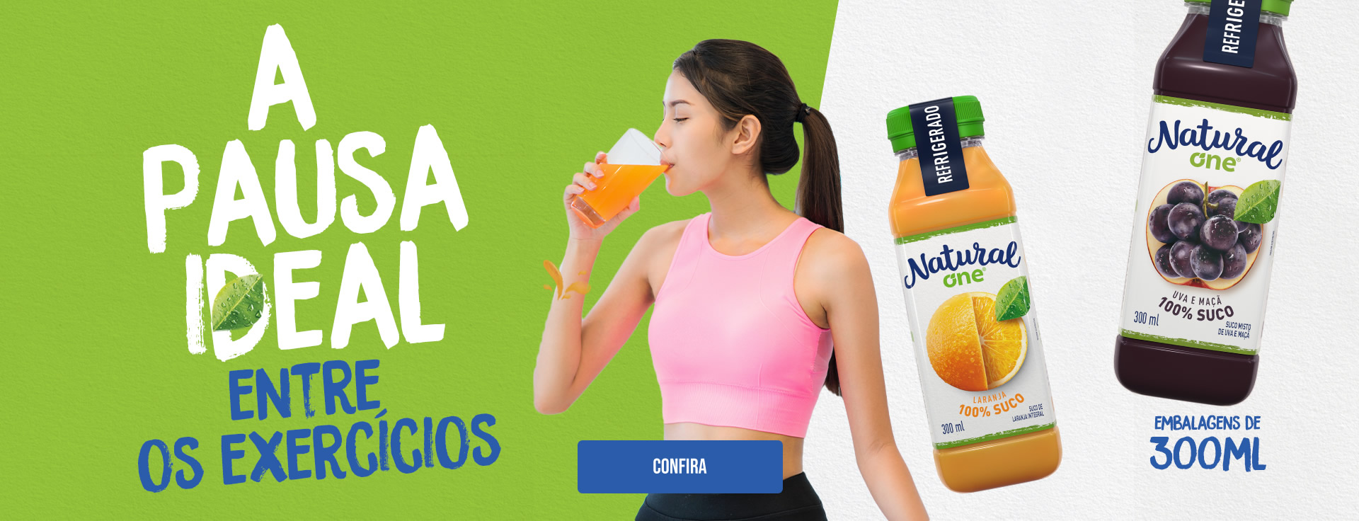 Natural One Suco 100 Natural